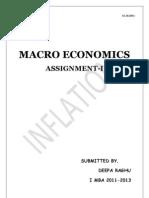 Macro Economics Final