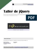 Manual de Taller Jquery Para Imprimir