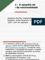 O Guarani - A epopéia da formação da