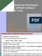 Theory of Metal Cutting