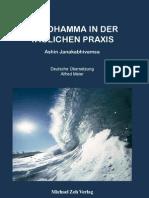 abhidhamma in der täglichen praxis