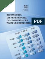 UNESCO - Référentiel TIC Pour Enseignants
