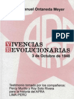 Vivencias Revolucionarias