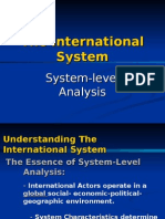 1 International System