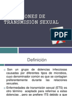 FINAL de Infecciones de transmición sexual