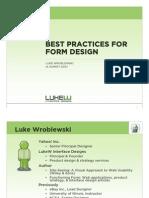 Best Practices for Web-Design