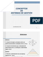 MODULO #1 Sistemas de Gestion de Calidad Ambiental y Seguridad