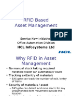 RFID Asset Presentation
