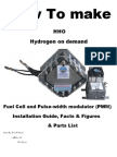 How to Make HHO and PWM