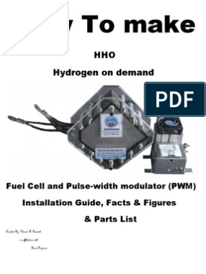 How to Make HHO and PWM | Internal Combustion Engine ... Hho Wiring Schematic on