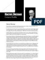 Harvey Norman Company Profile April2010