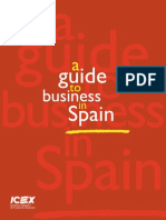 Guide to Business in Spain