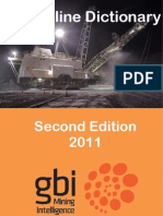 GBI Dragline Dictionary V2 eBook - Sample