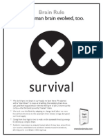 Brain Rules Posters