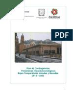 Plan de Contingencias Invierno 2011- 2012