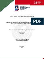 Violencia Sexual Peru