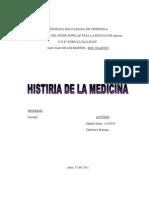 Trabajo de Historia de La Medicina