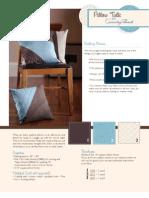 Pillow Pattern - Very Nice