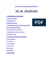 Tutorial de Javascript