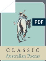 60 Classic Australian Poems by Christopher Cheng Sample Chapter