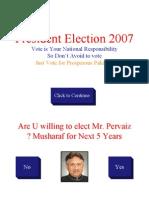 Election 2007