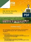 SQLServerSecurity