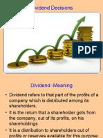3 Dividend and Bonus