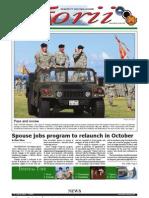Torii U.S. Army Garrison Japan weekly newspaper, Jul. 22, 2010 edition