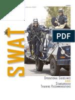 final swat manual 082006
