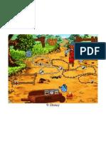 Disney Interactive Document