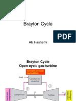 Brayton_Cycle_布雷顿循环