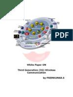3G Wireless Communication