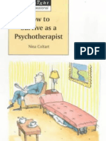 How to Survive as a Psychotherapist (1993)