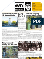 November 2011 Uptown Neighborhood News