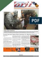 Torii U.S. Army Garrison Japan weekly newspaper, Nov. 4, 2010 edition