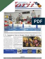 Torii U.S. Army Garrison Japan weekly newspaper, Nov. 11, 2010 edition