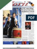 Torii U.S. Army Garrison Japan weekly newspaper, Dec. 2, 2010 edition