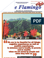 The Flamingo Bilingual Newspaper   November