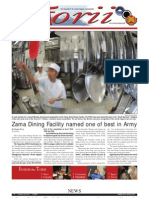 Torii U.S. Army Garrison Japan weekly newspaper, Jan. 20, 2011 edition