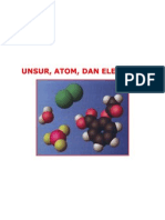 01 Unsur,Atom,& Elektron