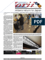 Torii U.S. Army Garrison Japan weekly newspaper, Apr. 28, 2011 edition