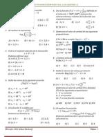 Funciones Exponencial Logaritmica