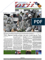Torii U.S. Army Garrison Japan weekly newspaper, Jun. 16, 2011 edition