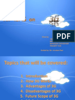 3G Presentation Final