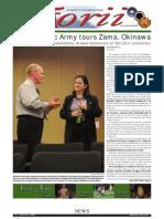 Torii U.S. Army Garrison Japan weekly newspaper, Jul. 28, 2011 edition
