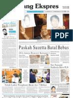 Koran Padang Ekspres | Selasa, 1 November 2011
