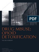 opioid detoxification