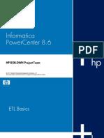 PowerCenter 8.6 Basics