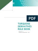 Tq Derivatives Rulebook