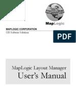 MapLogic Layout Manager User Manual